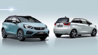 Το καινούργιο Honda Jazz θα είναι αποκλειστικά υβριδικό και με έκδοση τύπου crossover