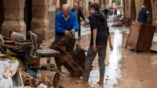 Πλημμύρες σαρώνουν την Ισπανία: Τουλάχιστον ένας νεκρός