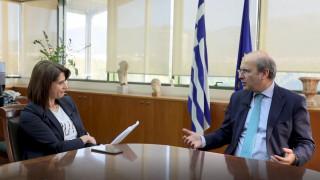 Κ. Χατζηδάκης στο CNN Greece: Δεν θα γίνουμε ρεσεψιονίστ της Ευρώπης