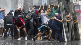 Χιλή: Στους δρόμους και πάλι οι πολίτες παρά τις προεδρικές εξαγγελίες