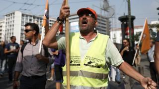 «Μπαράζ» κινητοποιήσεων στο κέντρο της Αθήνας: Τρεις συγκεντρώσεις διαμαρτυρίας σήμερα