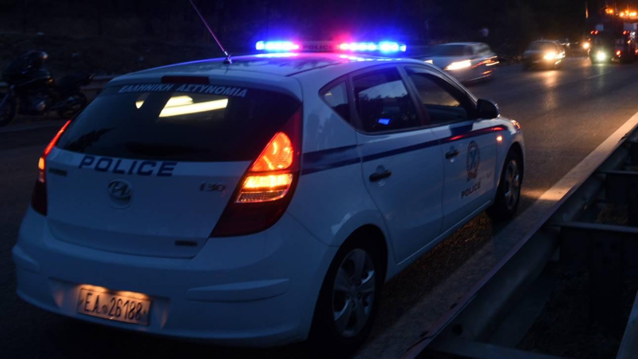Τροχαίο με έναν τραυματία τα ξημερώματα στη Θεσσαλονίκη