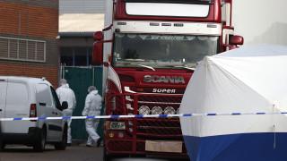 Έσεξ: Κινέζοι ήταν οι 39 επιβάτες του φορτηγού