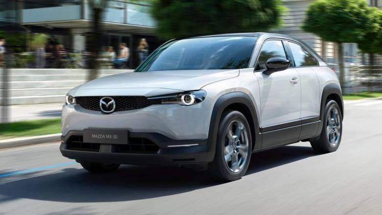 Tο πρώτο ηλεκτρικό Mazda λέγεται MX-30, είναι SUV αλλά θυμίζει και RX-8