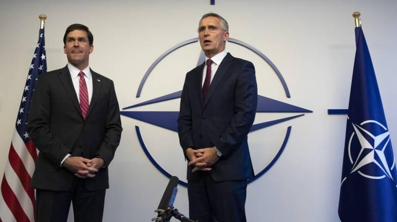Oργισμένο το ΝΑΤΟ αλλά αρνείται να καταδικάσει την Τουρκία για την εισβολή στη Συρία