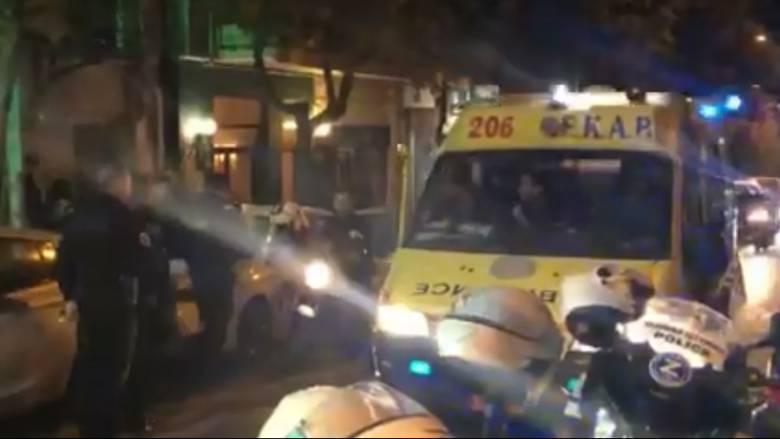 Θεσσαλονίκη: Άγρια επίθεση κατά αλλοδαπού στο κέντρο της πόλης