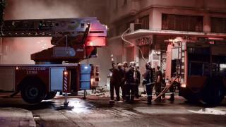 Μία νεκρή από πυρκαγιά σε διαμέρισμα στη Γλυφάδα