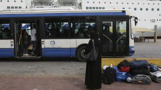 Στον Πειραιά το «Νήσος Σάμος» με 57 πρόσφυγες από Μυτιλήνη και Χίο