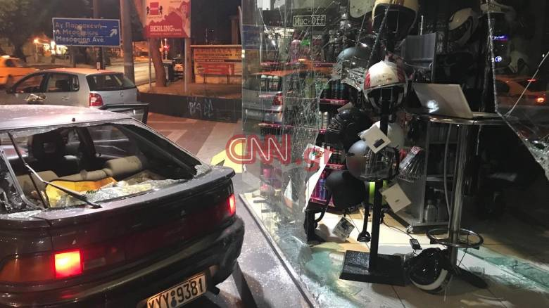Αποκλειστικό: Ντοκουμέντα από τη δράση της συμμορίας που έκανε «ντου» με κλεμμένα αυτοκίνητα