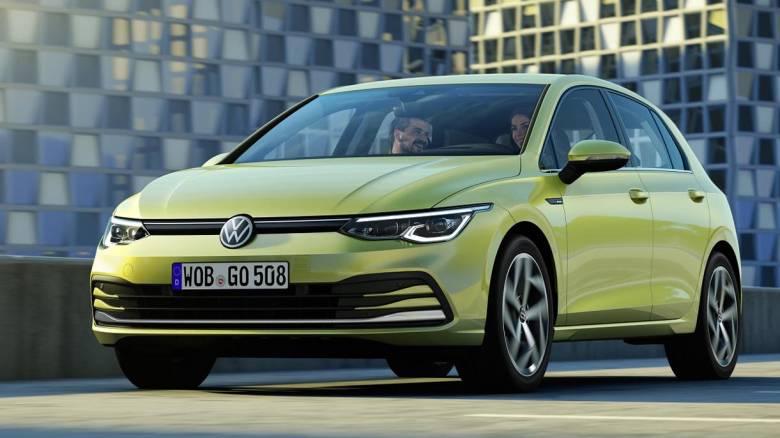 Αυτό είναι τo νέο VW Golf της όγδοης γενιάς, που είναι πιο μοντέρνο και πλήρως ψηφιακό