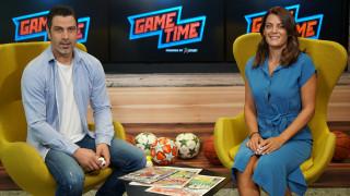 O Άκης Ζήκος μιλάει για το Ολυμπιακός - ΑΕΚ στο Game Time του ΟΠΑΠ