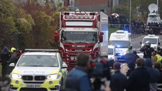 Έσεξ: Ακόμη δύο συλλήψεις για τον θάνατο των 39 Κινέζων στο φορτηγό