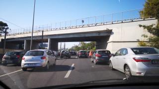 Αττική Οδός: Ουρές χιλιομέτρων μετά από τροχαία ατυχήματα