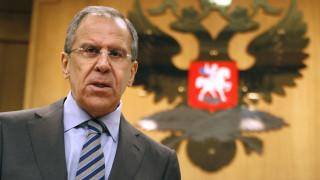 Λαβρόφ: Περίεργες οι δηλώσεις Στόλτενμπεργκ για ζώνη ασφαλείας στη Συρία