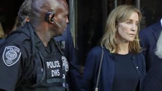 Πρόωρη αποφυλάκιση για την «νοικοκυρά σε απόγνωση» Φελίσιτι Χόφμαν
