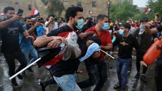Ιράκ: Νέες αιματηρές αντικυβερνητικές διαδηλώσεις - Δεκάδες νεκροί
