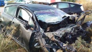 Αργολίδα: Θανατηφόρο τροχαίο με δύο νεκρούς