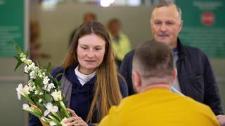 Μαρία Μπούτινα: «Οι Ρώσοι δεν παραδίδονται!» - Επιστροφή στη Μόσχα για την πράκτορα