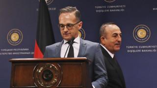 Τουρκική εισβολή στη Συρία: Η Άγκυρα απορρίπτει τη γερμανική πρόταση για τη «ζώνη ασφαλείας»