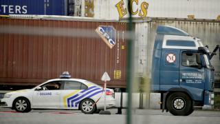 Βέλγιο: Οι Αρχές εντόπισαν 20 μετανάστες μέσα σε φορτηγά - κοντέινερ