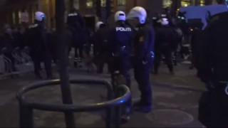 Επεισόδια στη Νορβηγία: Επτά συλλήψεις σε διαδήλωση υπέρ των Κούρδων