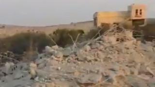 Αμπού Μπακρ αλ Μπαγκντάντι: Τα πρώτα βίντεο από την αμερικανική επιχείρηση