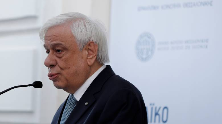 Παυλόπουλος: Να μην εφησυχάζουμε απέναντι στους νοσταλγούς του ναζισμού