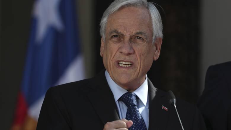 Χιλή: Ευρύ κυβερνητικό ανασχηματισμό ανήγγειλε ο Πινιέρα
