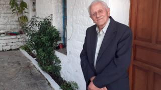 28η Οκτωβρίου: «Ζωντανή» μαρτυρία του 94χρονου δάσκαλου Δ. Κουρεμένου από τους Βουλιαράτες