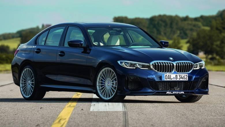 Αυτοκίνητο: Η Alpina Β3 θα αποτελεί μια σοβαρή εναλλακτική πρόταση ως προς την καινούργια BMW M3