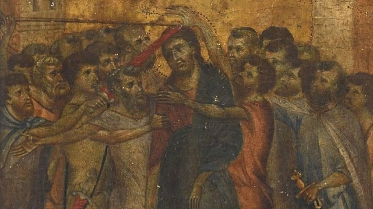 «Έσπασε ταμεία» σπάνιος πίνακας του Μεσαίωνα που ήταν κρεμασμένος στην κουζίνα ηλικιωμένης