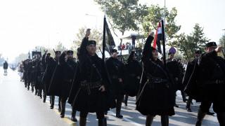 28η Οκτωβρίου: Ολοκληρώθηκε η μεγάλη στρατιωτική παρέλαση στη Θεσσαλονίκη
