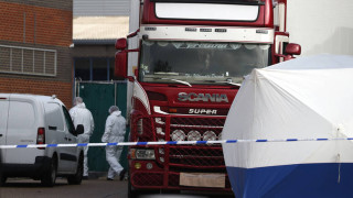 Έσεξ: Κατηγορίες για ανθρωποκτονία σε βάρος του οδηγού του «φορτηγού του θανάτου»