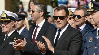 Παναγιωτόπουλος: Οι ελληνικές Ένοπλες Δυνάμεις είναι ισχυρές και αξιόμαχες