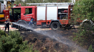 Φωτιά στην Αρκαδία: Καλύτερη η εικόνα του μετώπου