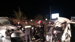 Αργολίδα: Μία νεκρή και ένα σοβαρά τραυματισμένο παιδί μετά από καραμπόλα τριών οχημάτων