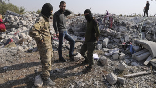 Συρία: Ο ανώνυμος ήρωας της αμερικανικής επιδρομής κατά του Μπαγκντάντι είναι.... τετράποδος