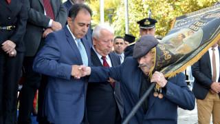 Αντώνης Αλεξανδρής: Ο τελευταίος ήρωας της Μυτιλήνης στην παρέλαση της 28ης Οκτωβρίου