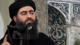 Αλ Μπαγκντάντι: Στη θάλασσα ερρίφθη η σορός του