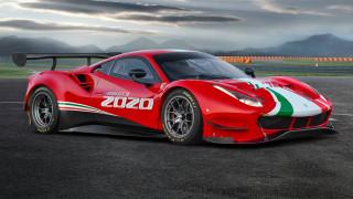 Αυτοκίνητο: Πόσες ώρες εξέλιξης χρειάστηκαν για την ανανεωμένη έκδοση της Ferrari 488 GT3 Evo;