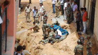 Τραγικό τέλος για 2χρονο στην Ινδία: Έπεσε σε πηγάδι και ανασύρθηκε νεκρό