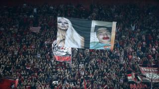Η κόντρα Καρλέουσα – Βράνιες καλά κρατεί: «Eυχαριστώ» της τραγουδίστριας στους οπαδούς του ΟΣΦΠ