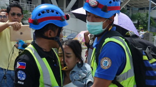 Σεισμός Φιλιππίνες: Αυξήθηκε ο αριθμός των θυμάτων