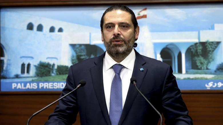Λίβανος: Την παραίτησή του υπέβαλε ο πρωθυπουργός Χαρίρι εν μέσω μαζικών διαδηλώσεων