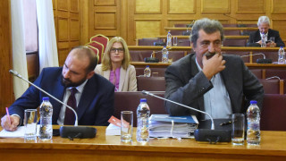 Προανακριτική: Ένταση και χαρακτηρισμοί στη συνεδρίαση για την εξαίρεση Τζανακόπουλου - Πολάκη