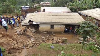 Καταρρακτώδεις βροχές «χτυπούν» το Καμερούν – Δεκάδες νεκροί μετά από κατολίσθηση