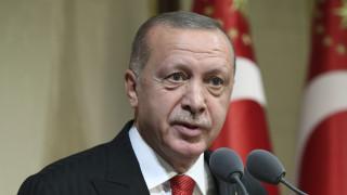 Συνέχεια προκλήσεων Ερντογάν: «Έχουμε δικαιώματα στην Ανατολική Μεσόγειο»