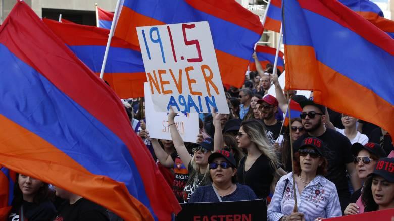 Γενοκτονία των Αρμενίων: Έντονη αντίδραση της Τουρκίας μετά την αναγνώριση των ΗΠΑ
