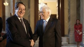 Παυλόπουλος σε Τουρκία: ΑΟΖ Κύπρου και Ελλάδας είναι και ΑΟΖ της Ε.Ε.