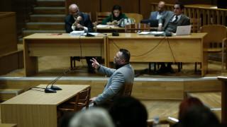 Δίκη Χρυσής Αυγής - Απολογία Λαγού: Δεν έχω καμία εμπιστοσύνη στην Ελληνική Δικαιοσύνη